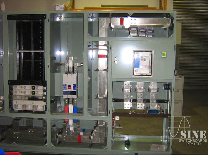 Sine Switchboards Switchboards Group Metering Enclosures